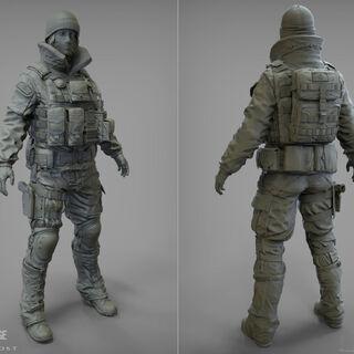 Frost (Sculpt base)
