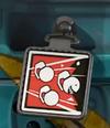Fuze's Icon Charm