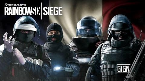 Inside Rainbow -3- The GIGN Unit - Tom Clancy's Rainbow Six Siege