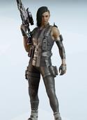 Kali Glitter And Ink Uniform