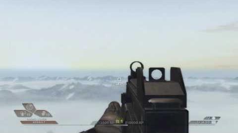 Tom Clancy's Rainbow Six - Vegas 2 G36C