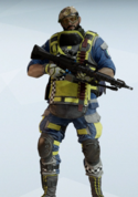 Maestro Enforcement Uniform
