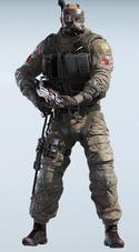Sledge Hazardous Uniform