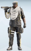 Maverick Celestial Glory Uniform