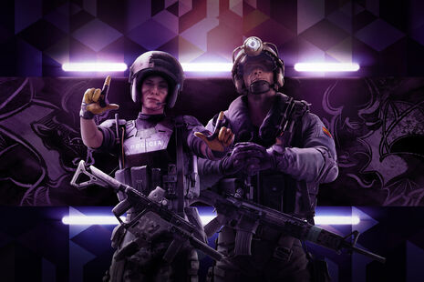 RB6 VelvetShell Operators together