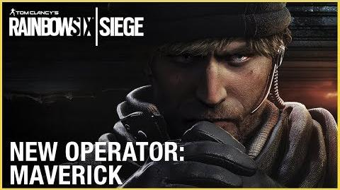 Rainbow Six Siege Operation Grim Sky - Maverick Trailer Ubisoft NA