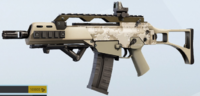 Dust Cloud G36C Skin