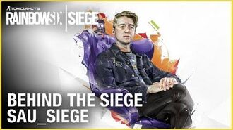 "Rainbow Six Siege Paddy ""Sau Siege"" Hall – Operators of Siege Behind the Siege Ubisoft NA"