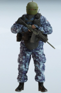 Tachanka Gorodskoy Uniform