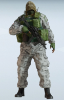 Kapkan Hailstorm Uniform