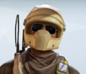 Mozzie Default Headgear