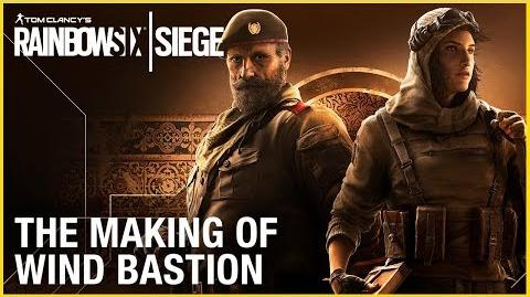 Rainbow Six Siege The Making of Wind Bastion's New Operators and Map News Ubisoft NA