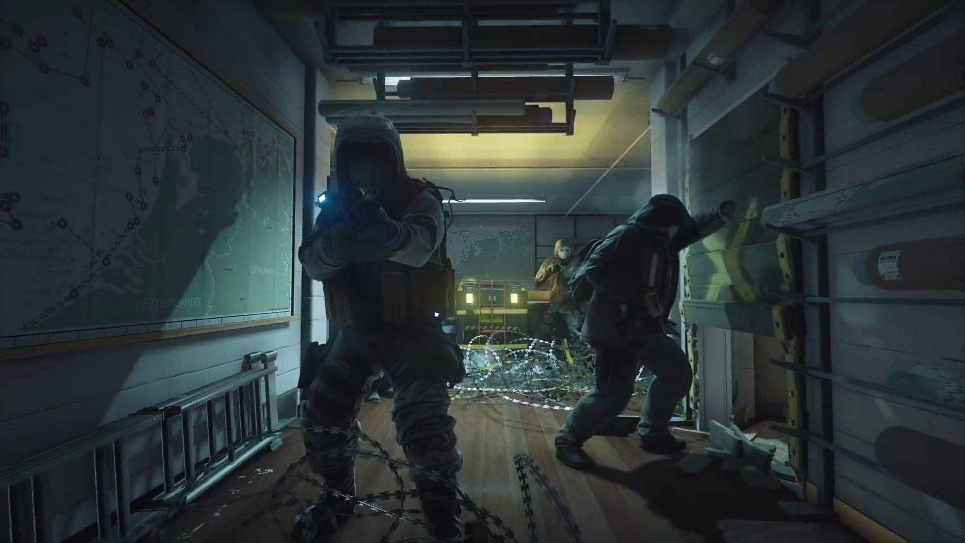 Rainbow Six Siege White Mask: Terrorist Hunt (Siege)