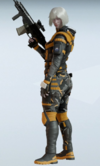 Iana Mission Blacksmith Uniform