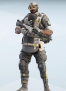 Maestro Moon Flare Uniform