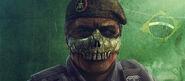 Capitão in the Capitão Bundle with Skull Rain signature headgear