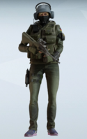 IQ Mica Stnadard Uniform