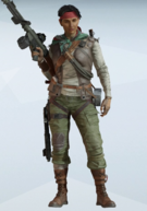 Amaru Default Uniform