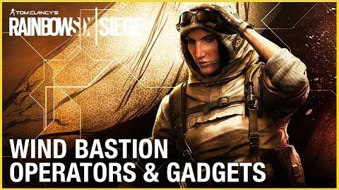 Rainbow Six Siege Wind Bastion Operators Gameplay and Gadget Starter Tips News Ubisoft NA