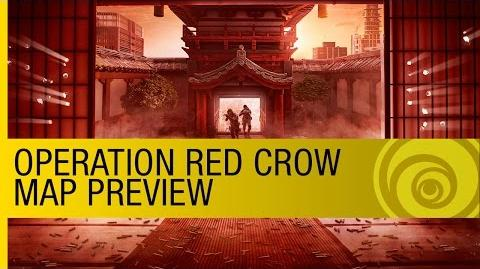 Tom Clancy's Rainbow Six Siege - Operation Red Crow Skyscraper Map Preview US