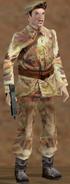 Djibouti terrorist UZI