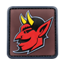 Thermite Badge
