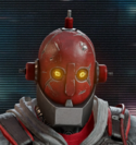 Oryx Brutish Cyborg Headgear