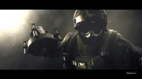 Rainbow Six 6 Siege FUZE Trailer (rus)