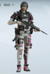 Dokkaebi Flush Blizzard Uniform