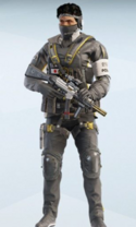 Echo Space Age Uniform