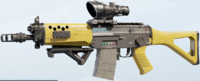 New Wave Onslaught Weapon Skin