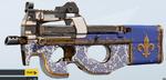Royal P90 Skin