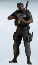 Capitao Default Uniform