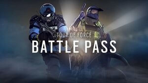 Tour De Force Battle Pass