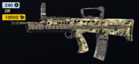 USA Reganomics L85A2 Skin