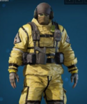 Glaz Decon Uniform