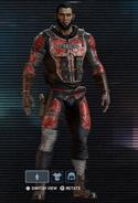 Oryx Bolted Frame Uniform