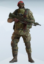 Maestro Default Uniform