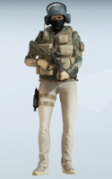 IQ Tumbleweed Uniform
