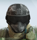 Fuze Morphic Slate Headgear