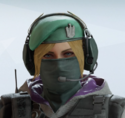 IQ Commander Headgear