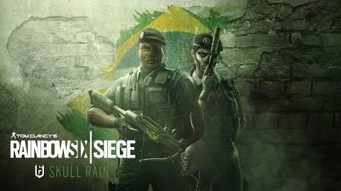 Tom Clancy's Rainbow Six Осада - Operation Skull Rain Оперативники RU