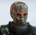 Twitch CE Woodland Headgear