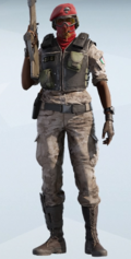 Alibi Concrete Jungle Uniform
