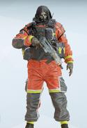 Kapkan Blood Orange Uniform