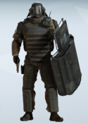 Montagne Saharan Courage Uniform