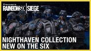 Rainbow Six Siege Nighthaven Collection – New on the Six Ubisoft NA
