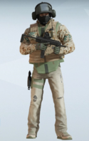 Bandit Tumbleweed Uniform