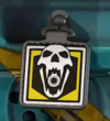 Blackbeard's Icon Charm