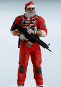 Blackbeard Benevolent Man Uniform